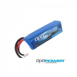 OPTIPOWER Ultra Lipo 1400mAh 6S 50C