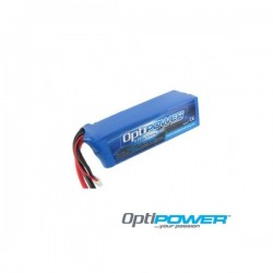 OPTIPOWER Ultra 50C Lipo Cell Battery 2700mAh 6S