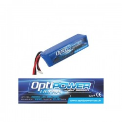 OPTIPOWER ULTRA 50C 5000mAh 6S