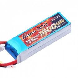 Gens Ace 1600mAh 14.8V 40C 4S1P