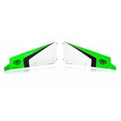 VIPER JET 140 WING R/L GREEN