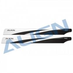 470 Carbon Fiber Blades