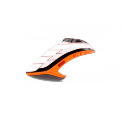 Canopy LOGO 600 white/black/orange