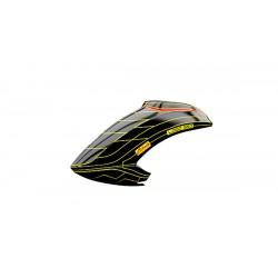 Canopy LOGO 550 black/neon-yellow