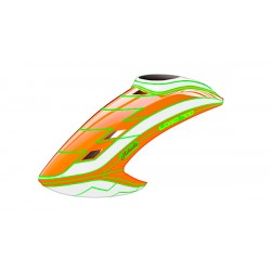 Canopy LOGO 700, neon-orange/white/neon-orange