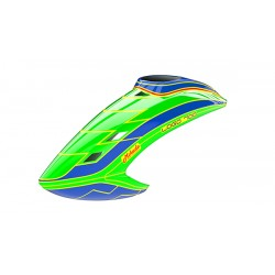 Canopy LOGO 700, neon-green/blue