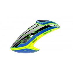 Canopy LOGO 700, schwarz/blue/neon-yellowNew