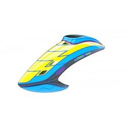 Canopy LOGO 700, neon-yellow/blue/black