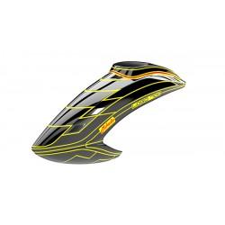 Canopy LOGO 700, black/neon-yellow