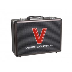 Radio Case Carbon Look, VBar Control