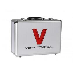 Radio Case silver, VBar Control