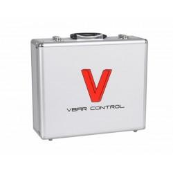 Radio Case XL, silver, VBar Control