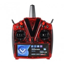 VBar Control Touch, red transparent
