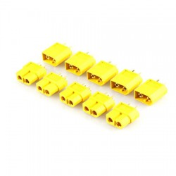XT60 Connectors 5 Pairs