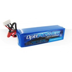 Opti Power 5000mAh 6S 30C