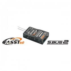Futaba R7003SB 3/18 Ch S.Bus Alto-Voltaje FASSTest