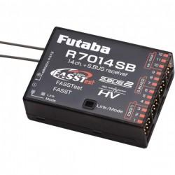 Receptor Futaba R7014SB S.BUS FASST / FASSTest