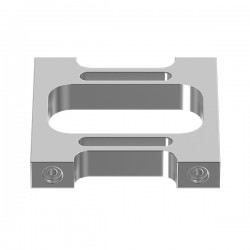 Metal motor plate LOGO 550/600/690 -30mm