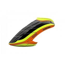 Canopy LOGO 600 neon yellow/orange