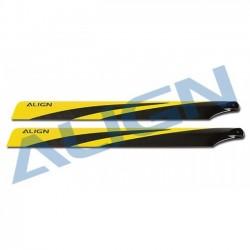 Align T-Rex 600N Carbon Fiber Blades