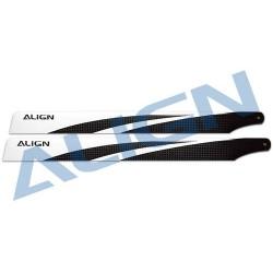 Align 380 carbon fiber blades