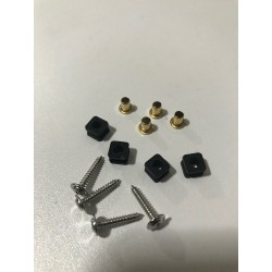Servo grommets accessories
