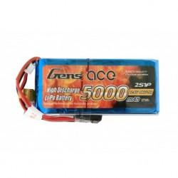 Gens ace 5000mAh 7.4V RX/TX 2S1P