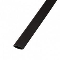 Termoretractil Negro 1M 6mm Negro
