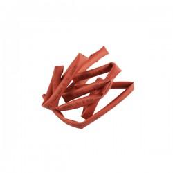shrink tube Ø6mm x 1m red
