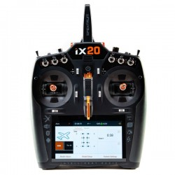 SPEKTRUM iX20 20 Channels DSMX 2.4GHz