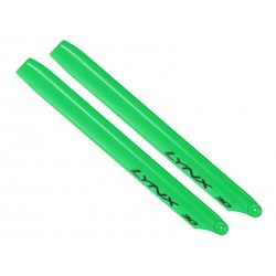 Lynx Plastic Main Blade 275 mm - Green