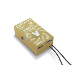VBar NEO Alu-case, gold, VLink 6.x Express
