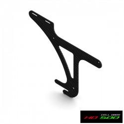 Main Frame Front CF 1.5 mm