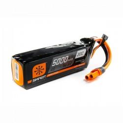SMART LiPo 5000mAh 14.8V 4S 30C IC5