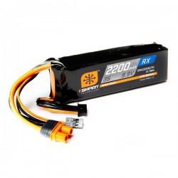 SMART LiFe 2200mAh 9.9V 3S Receptor ECU IC3
