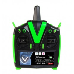VBar Control Touch, black-neon green