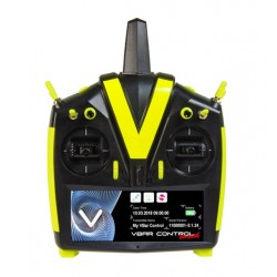 VBar Control Touch, black-neon yellow