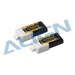 2S1P 7.4V 300mAh/30C LiPo