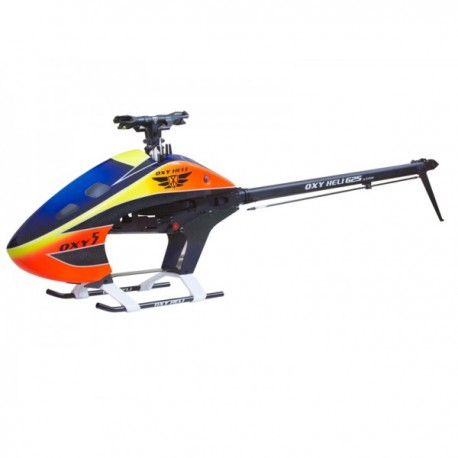 OXY5 (Pre Order) Helicopter Kit Only (no blades)