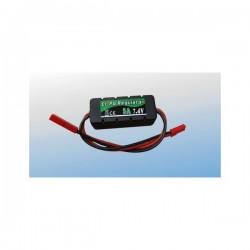 Regulador LiPo 4,8V 5A Prolux