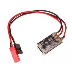regulator 6.2V for Lipo battery packs