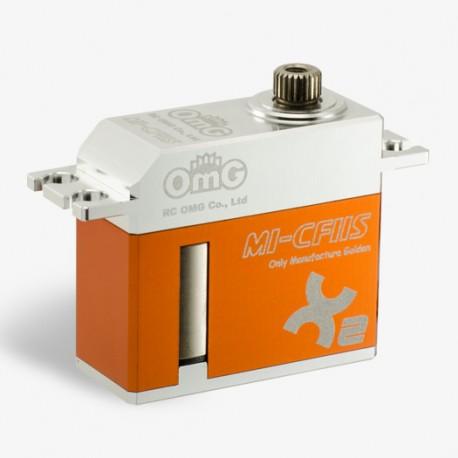H2-MI-CF11S Mini Cyclic/Coreless