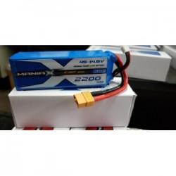 MANIAX POWER lipo 4S 2200mah 60C XT60