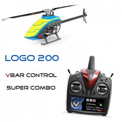 COMBO Mikado Logo 200 + VBar Control Touch Azul