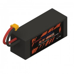 Lipo Battery 11,1V, 3S-650mAh, LOGO 200