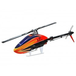 Oxy 3 Helicopter Kit 255 mm Main Blade