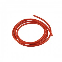 silicone cable AVG 14  2.5mm2 x 1000mm red