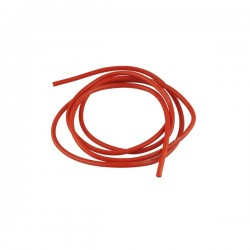 silicone cable AVG 16 1.5mm2 x 1000mm red