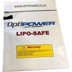 Lipo battery safe