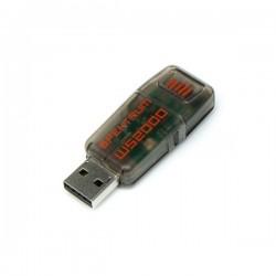 SPEKTRUM WS2000 Receptor USB Wireless p/Simulador